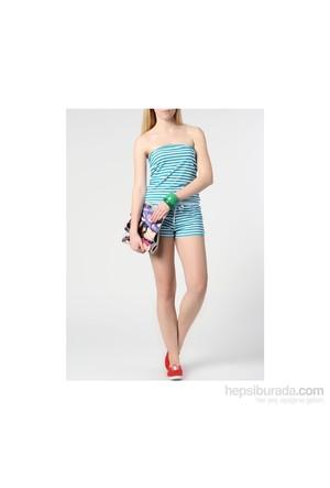 Pieces Plaj Kıyafeti 17037248-Wht