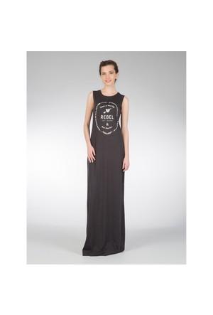 Colin's Antrasit Kadın Elbise