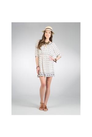 Colin's Beyaz Kadın Elbise