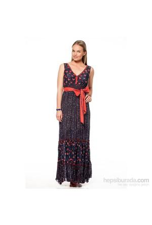 Jus De Pommes Kadın Elbise Lacivert