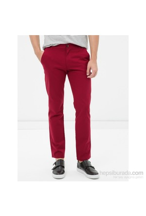 Koton Kırmızı Pantolon