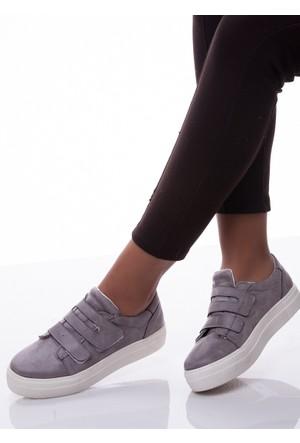 Ayakkabı - Gri - Ayakkabı Havuzu