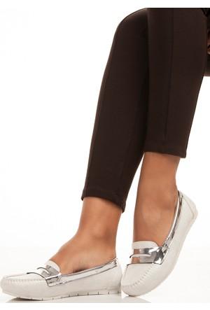 Babet - Beyaz - Ayakkabı Havuzu