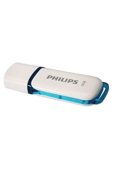 Philips Fm16fd70b/97 16 Gb Snow 2.0 Ufd Flash Driver Bellek