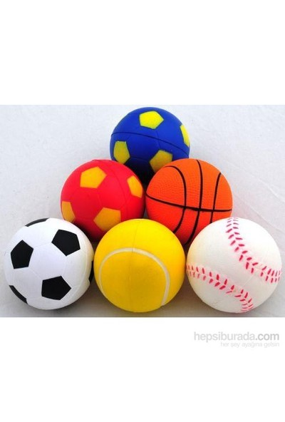 Sportive Spt-06100 Sponge Ball Stres Topu