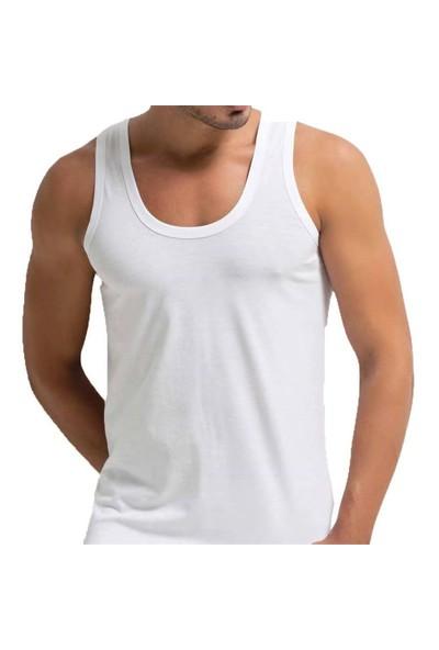 Gürlesin Gürlesin Erkek Atlet 11004 4Xl - Beyaz