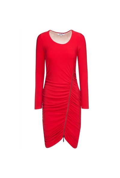 Nisantash Kırmızı Elbise