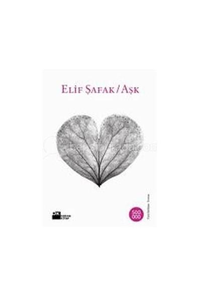 Aşk (Sert Kapak) - Elif Şafak