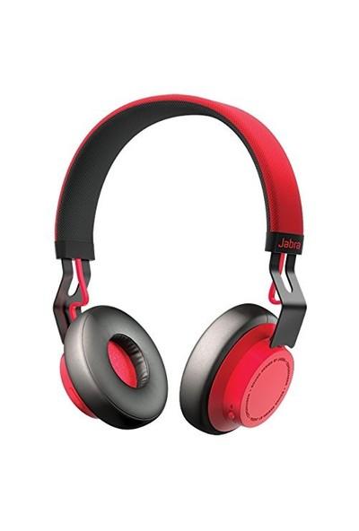 Jabra MOVE Kablosuz Stereo Kulaklık Kırmızı