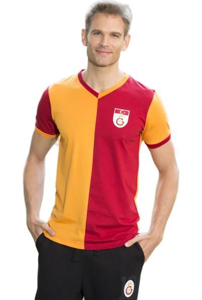 Galatasaray E35380 Metin Oktay Erkek T-shirt