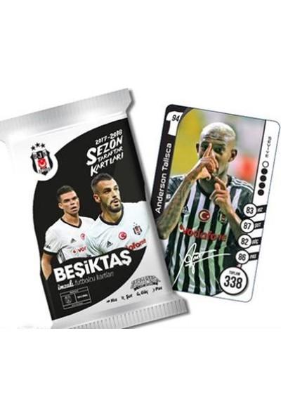 Beşiktaş 2017-18 Sezon Taraftar Kartları Tekli