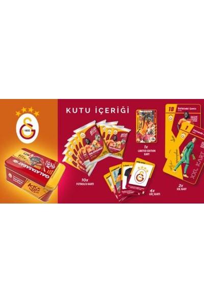 Galatasaray 2017-18 Kick Off Box Sezon Taraftar Kartları