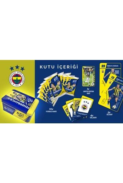 Fenerbahçe 2017-18 Kick Off Box Sezon Taraftar Kartları