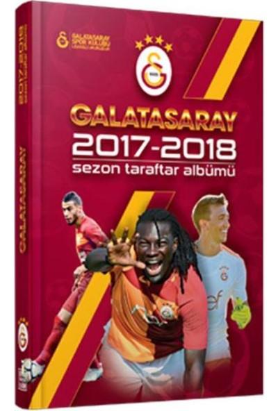 Galatasaray 2017-18 Sezon Taraftar Mini Albüm