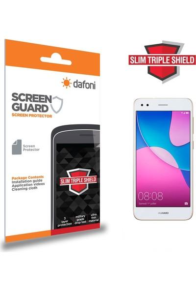 Dafoni Huawei P9 Lite Mini Slim Triple Shield Ekran Koruyucu