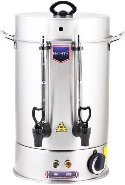 Remta Elektrikli Çay Makinesi 400 Bardak 36 Lt Çay Kazanı Ocağı