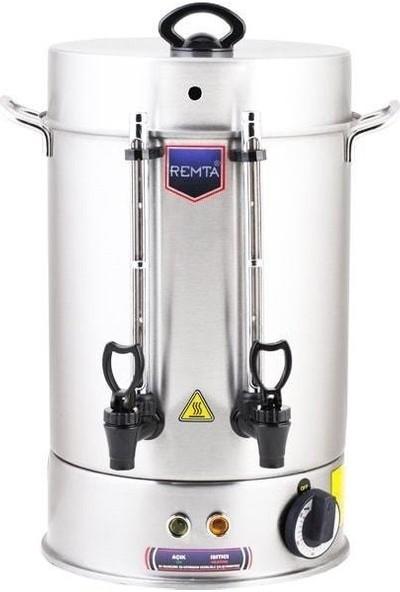 Remta Elektrikli Çay Makinesi 60 Bardaklık 7 Lt Çay Kazanı Ocağı