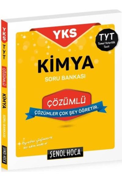 Şenol Hoca Yks-Tyt Kimya Çözümlü Soru Bankası