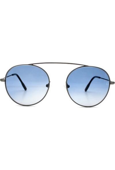 Zolo Eyewear 7018 C3 51.22 Mavi Güneş Gözlüğü