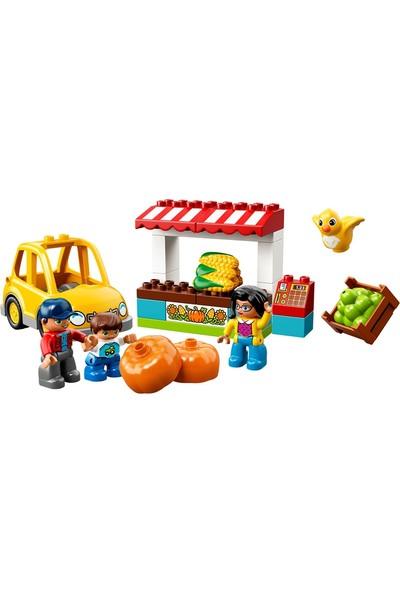 LEGO DUPLO 10867 Çiftçi Pazarı