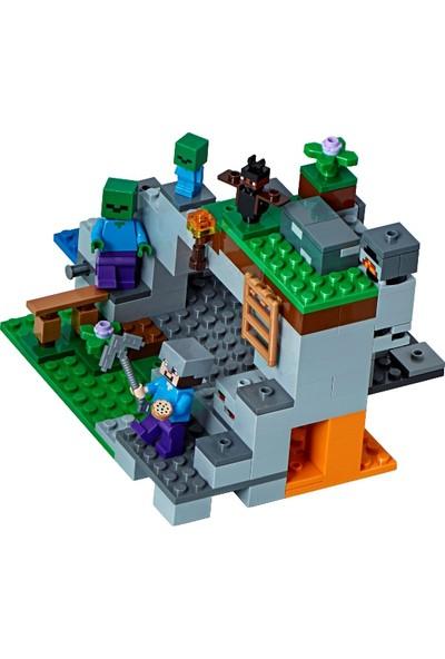 LEGO Minecraft 21141 Zombi Mağarası