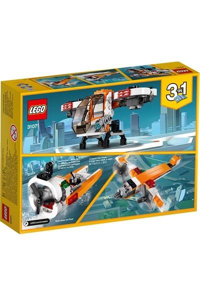 LEGO Creator 31071 Drone ile Keşif