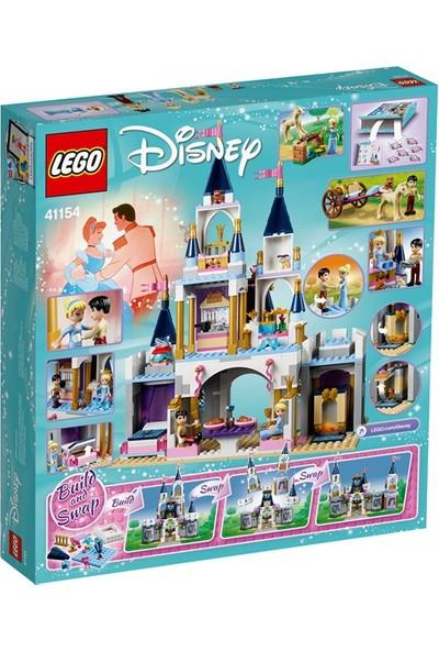 LEGO Disney Princess 41154 Sindirella'nın Rüya Şatosu