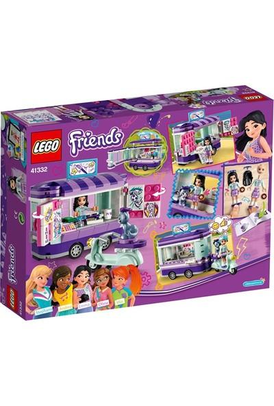 LEGO Friends 41332 Emma'nın Sanat Standı