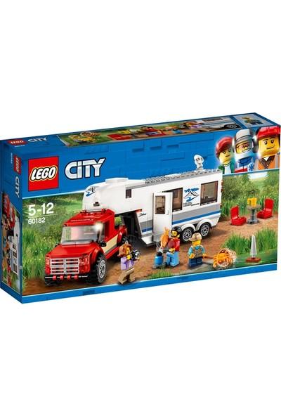 LEGO City 60182 Pikap ve Karavan