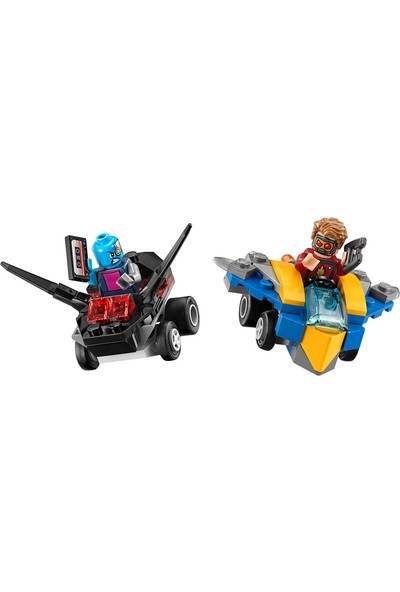 LEGO Super Heroes 76090 Mighty Micros: Star Lord Nebula'ya Karşı