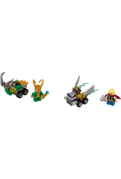 LEGO Super Heroes 76091 Mighty Micros: Thor Loki'ye Karşı