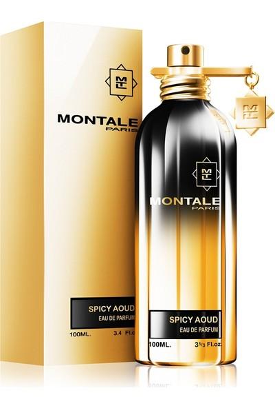 Montale Spıcy Aoud Edp 100Ml Unisex Parfüm