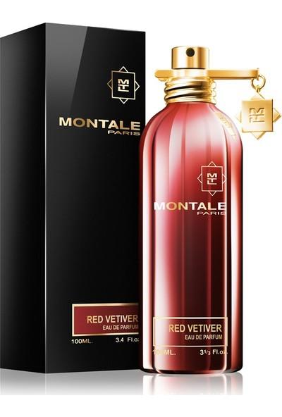 Montale Red Vetyver Edp 100Ml Erkek Parfüm