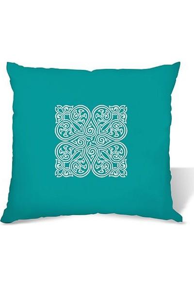 Cushion Design Ottoman Harem Yastık Kılıfı