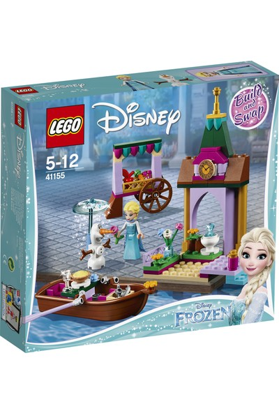 LEGO Disney Princess 41155 Elsa'nın Pazar Macerası