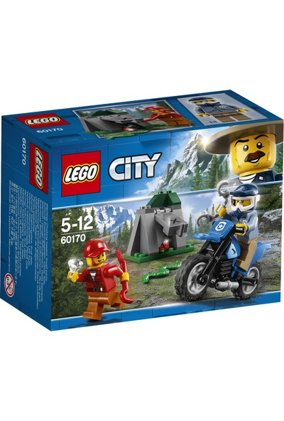 LEGO City 60170 Arazi Takibi