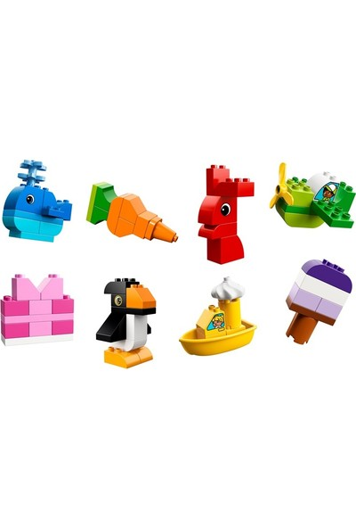 LEGO DUPLO 10865 Eğlenceli Yapımlar