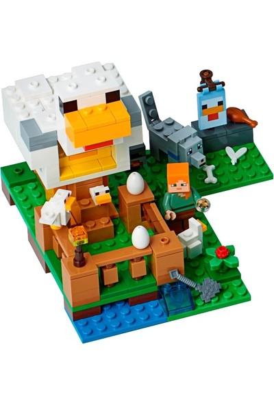 LEGO Minecraft 21140 Tavuk Kümesi