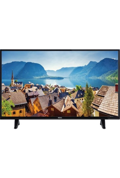 """Regal 43R6520F 43"""" 109 Ekran Uydu Alıcılı Full HD Smart LED TV"""