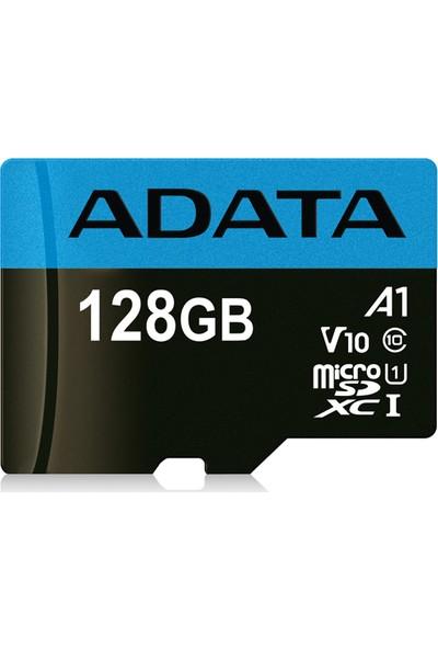 Adata Premier 128GB 85MB/s MicroSDHC/SDXC UHS-I Class 10 V10 A1 Micro SD Kart AUSDX128GUICL10A1-R