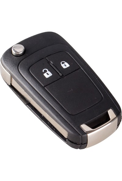 Gsk Opel Astra J Anahtar Kabı Sustalı 2 Buton (2010-2015 Model)