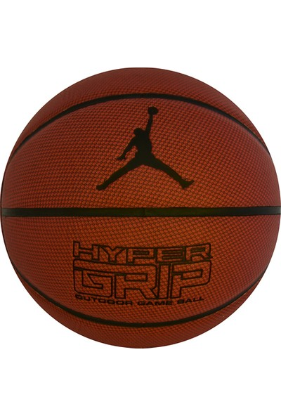 Jordan JKI01 858 Hyper Grip Deri 7 No Basketbol Topu