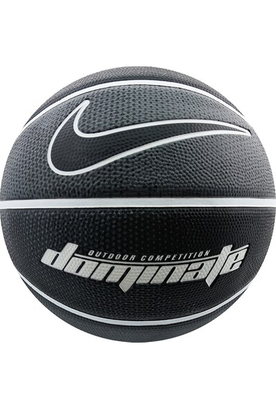 Nike NKI00 018 Dominate Kauçuk 7 No Basketbol Topu