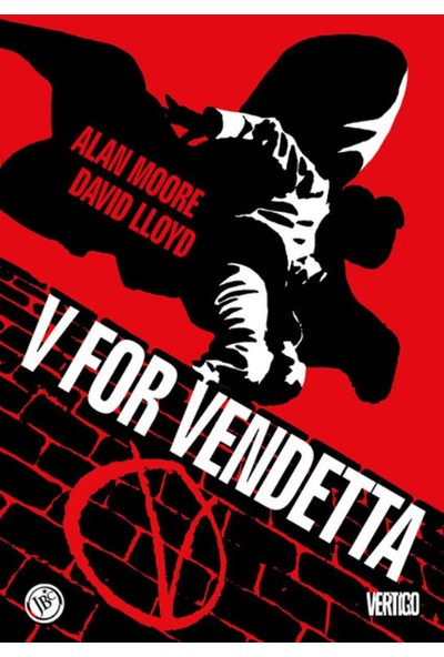 V For Vendetta Özel Edisyon - Alan Moore