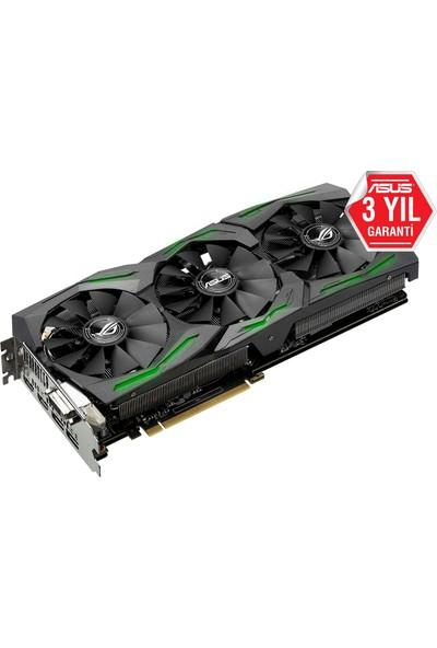 Asus ROG STRIX-RX580-T8G- Gaming AMD Radeon RX580 8GB OC 256Bit DDR5 PCI-E 3.0 Ekran Kartı