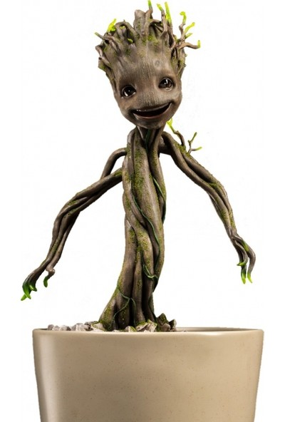 Guardians Of The Galaxy Little Groot 1:1 Scale Maquette Statue