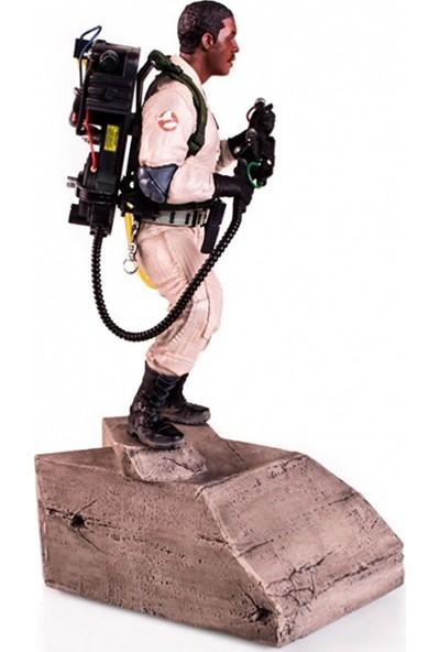 Iron Studios Ghostbusters Winston Zeddmore Art Scale Statue