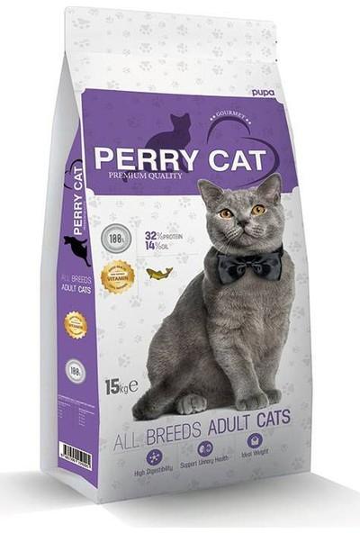 Pupa Perry Cat Gourmet Kedi Maması 15Kg