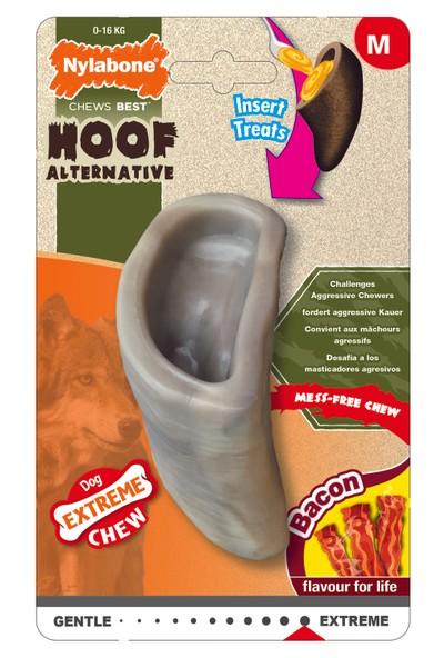 Nylabone Extreme Chew Hoof - Bacon Flavour