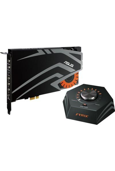 Asus STRIX RAID PRO DAC 116dB SNR 7.1 PCIe Oyuncu Ses Kartı